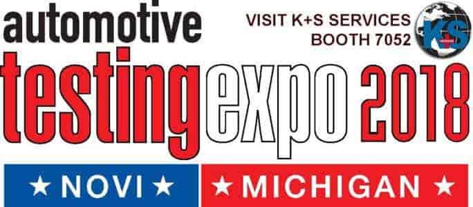 Automotive Testing Expo 2018